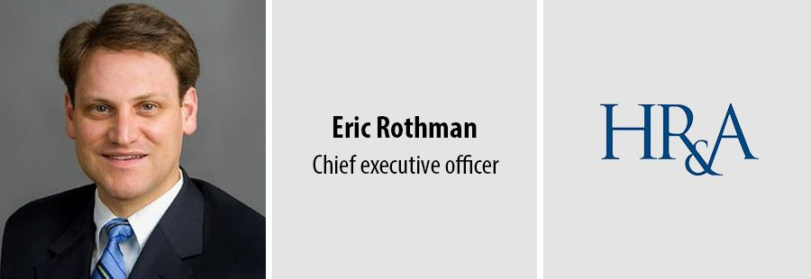 HR&A Advisors appoints Eric Rothman as chief executive officer