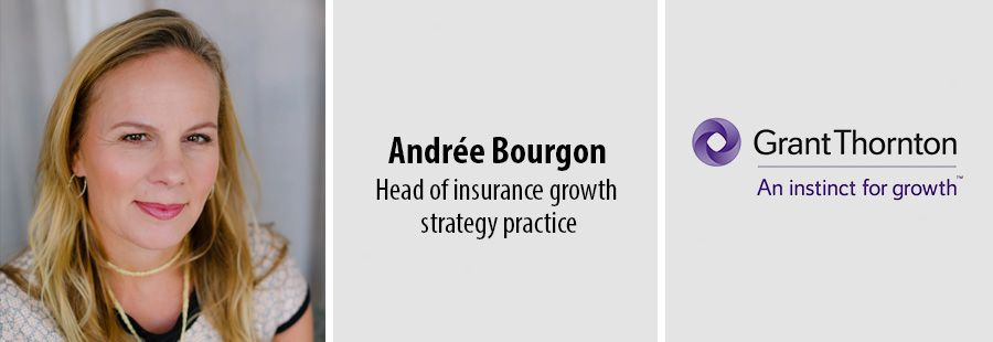 Grant Thornton adds Andrée Bourgon as head of insurance growth strategy practice
