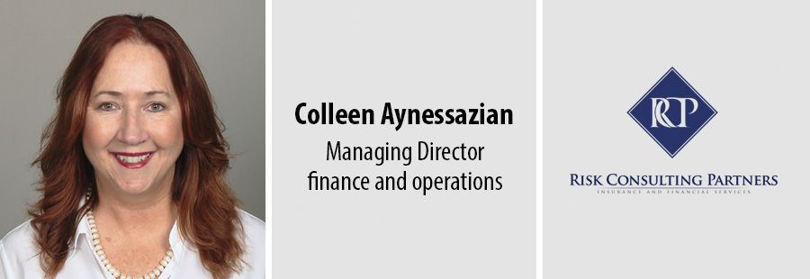 Risk Consulting Partners names Colleen Aynessazian managing director