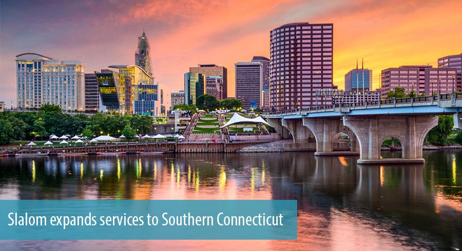 Slalom expands services to Southern Connecticut