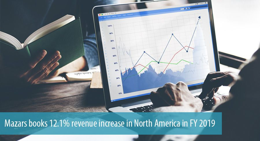 Mazars books 12.1% revenue increase in North America in FY 2019