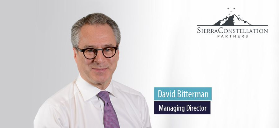 David Bitterman, Managing Director - SierraConstellation Partners
