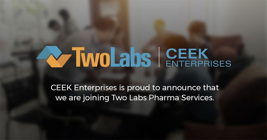 Two Labs acquires pharma consultancy Ceek Enterprises