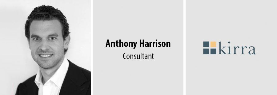 Anthony Harrison, Consultant at Kirra Consulting