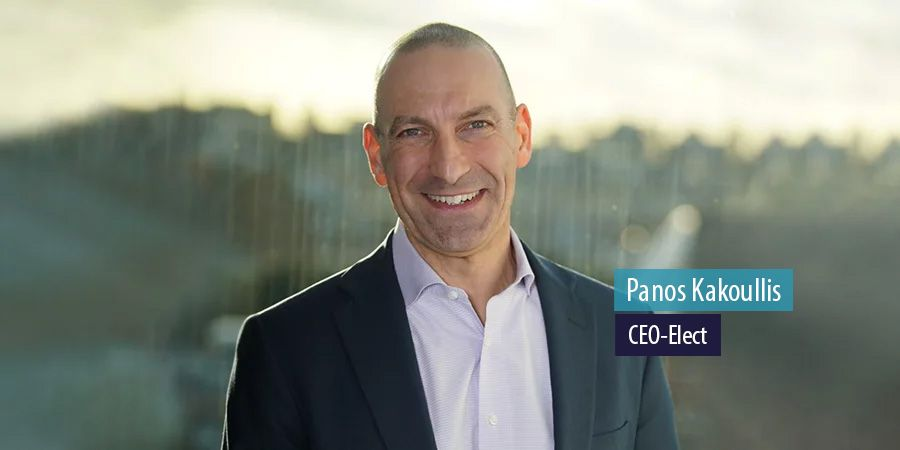 PA Consulting appoints Panos Kakoullis as CEO-elect