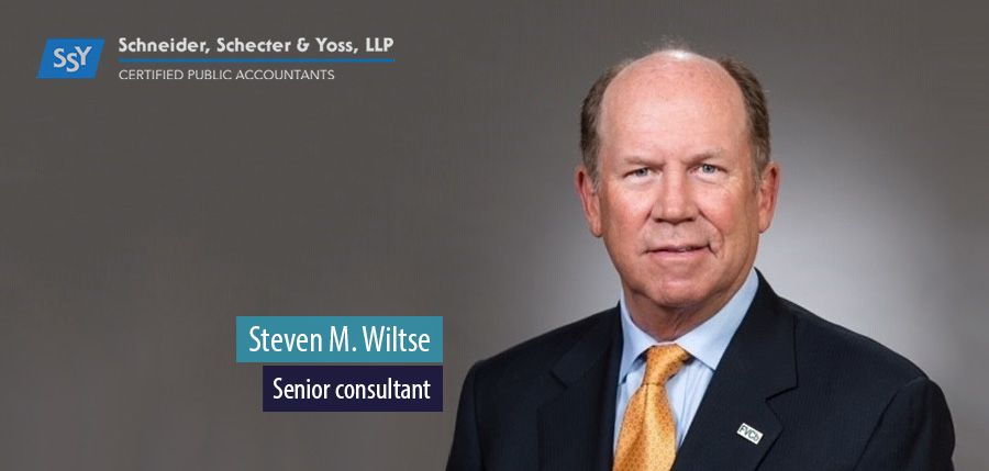 Steven M. Wiltse joins Schneider Downs as senior consultant