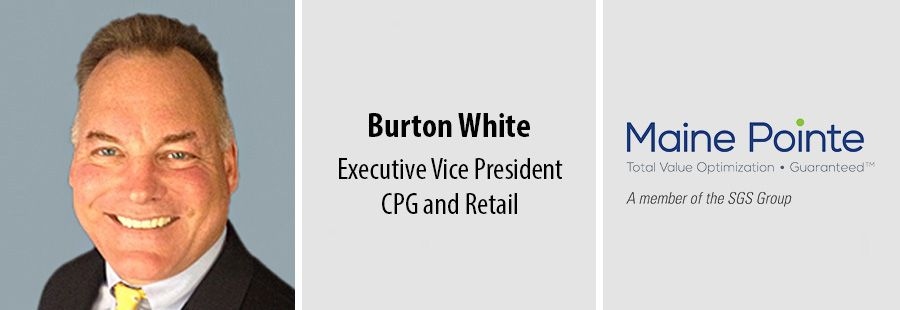 Maine Pointe adds Burton White as EVP for CPG and retail