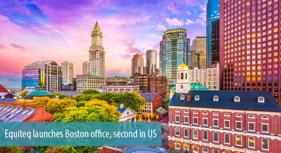 Equiteq launches Boston office, second in US