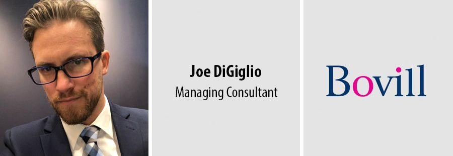 Joe DiGiglio joins regulatory consultancy Bovill in New York