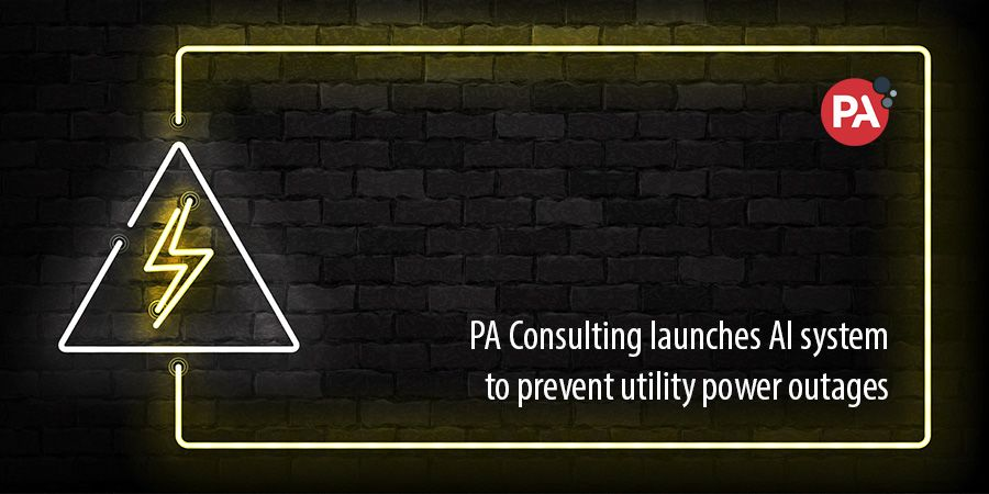 PA Consulting launches AI system to prevent utility power outages
