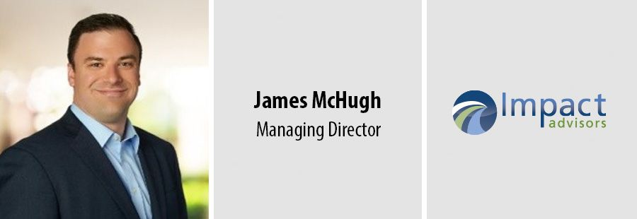 Healthcare consultancy Impact Advisors adds James McHugh as managing director