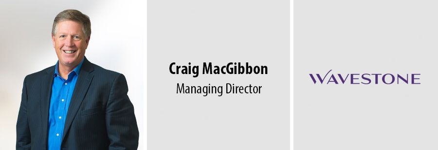 Craig MacGibbon appoints Wavestone as managing director