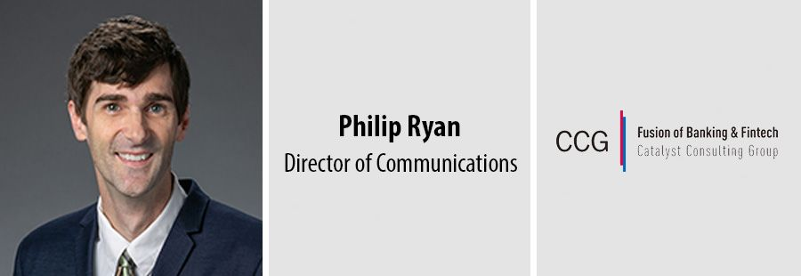 Philip Ryan, Director of Communications, CCG Catalyst