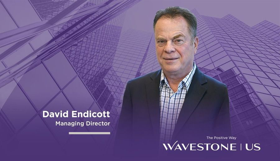 David Endicott joins Wavestone US as a managing director