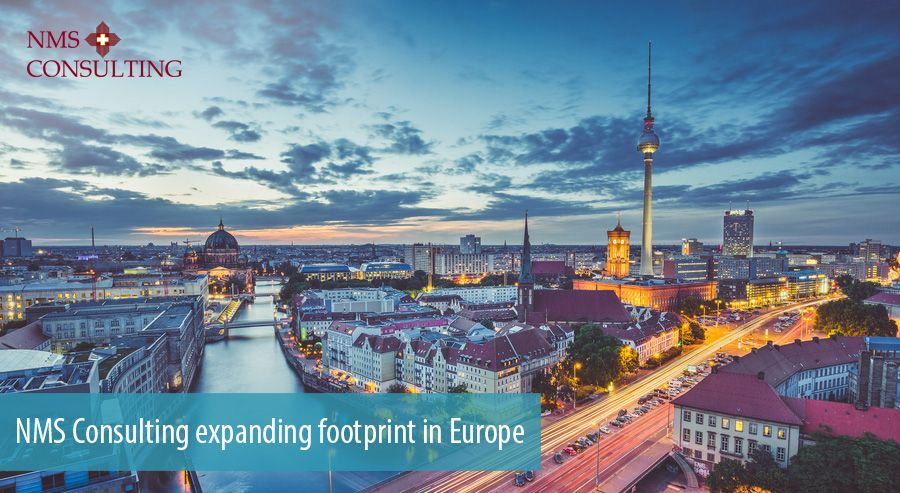 NMS Consulting expanding footprint in Europe