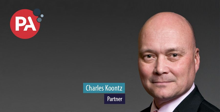 Charles Koontz, Partner, PA Consulting Group