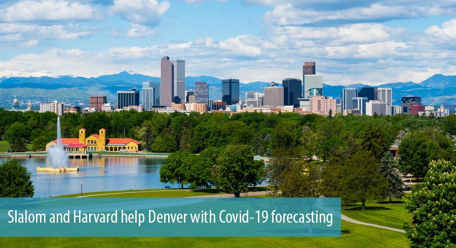 slalom and harvard help denver with covid 19 forecasting denver with covid 19 forecasting