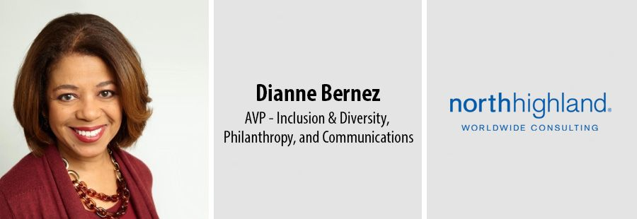 Dianne Bernez, AVP Inclusion & Diversity, North Highland