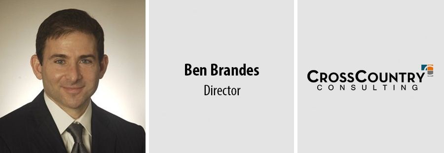 Ben Brandes, Director, CrossCountry Consulting