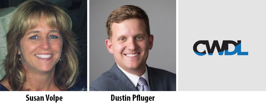 CWDL hires Susan Volpe and Dustin Pfluger