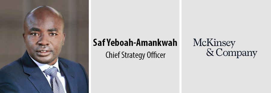 McKinsey partner Saf Yeboah-Amankwah joins Intel as chief strategy officer