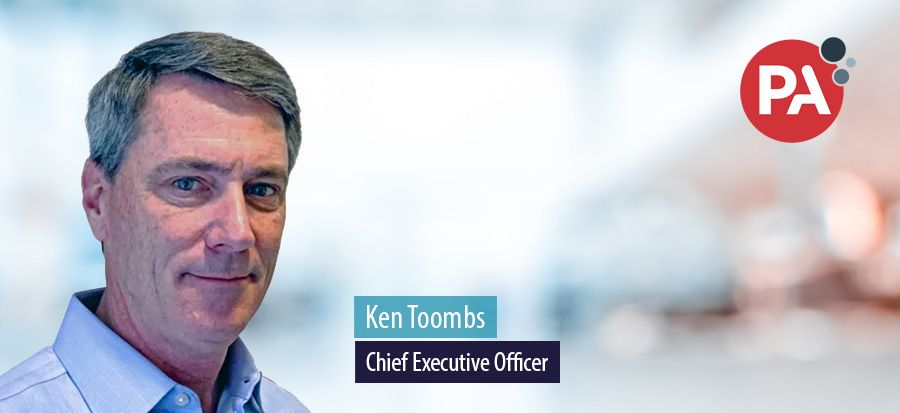 Ken Toombs, CEO, PA Consulting Group
