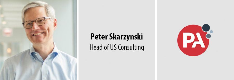 Peter Skarzynski, Head of US Consulting, PA Consulting Group