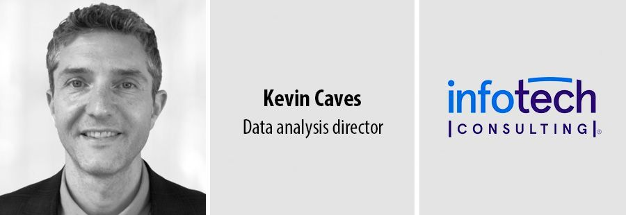 Kevin Caves, Data analysis director, Infotech