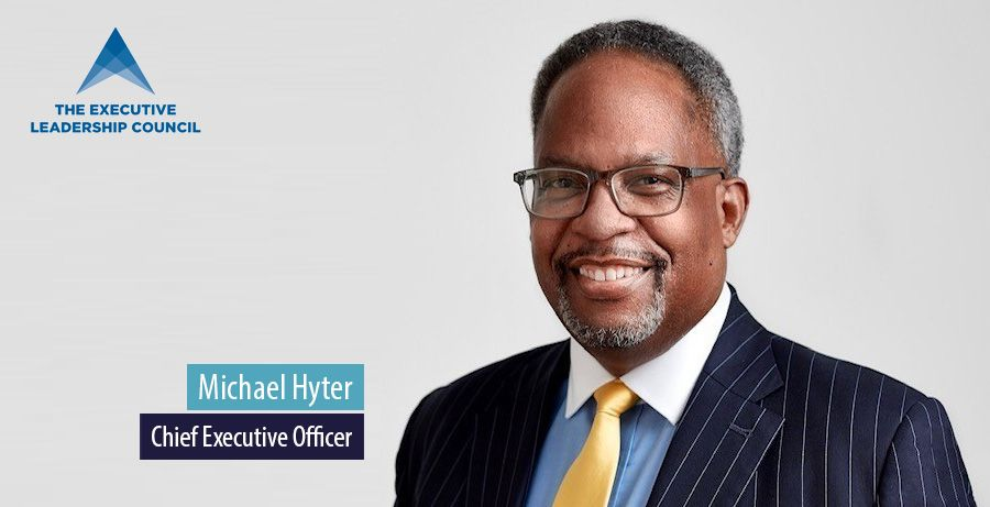Michael Hyter named CEO of The Executive Leadership Council