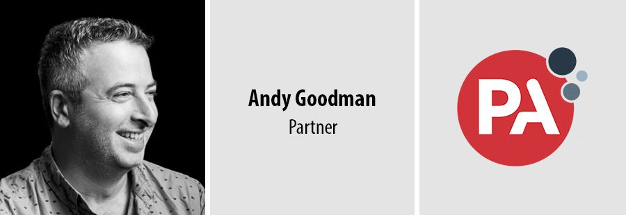 Design expert Andy Goodman rejoins PA Consulting as partner