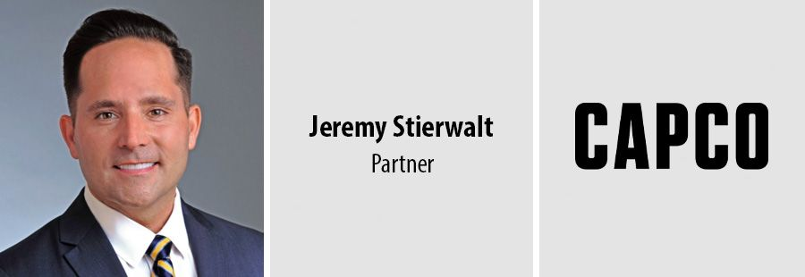 Jeremy Stierwalt joins Capco as partner in US data practice