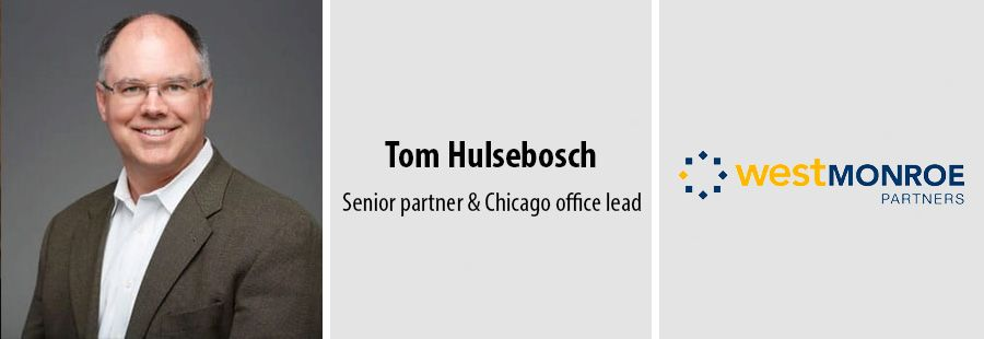 West Monroe's Tom Hulsebosch on the future of consulting work