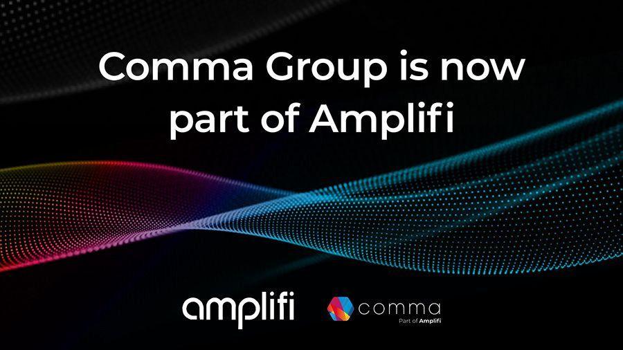 Amplifi expands into Europe with acquisition of UK-based Comma
