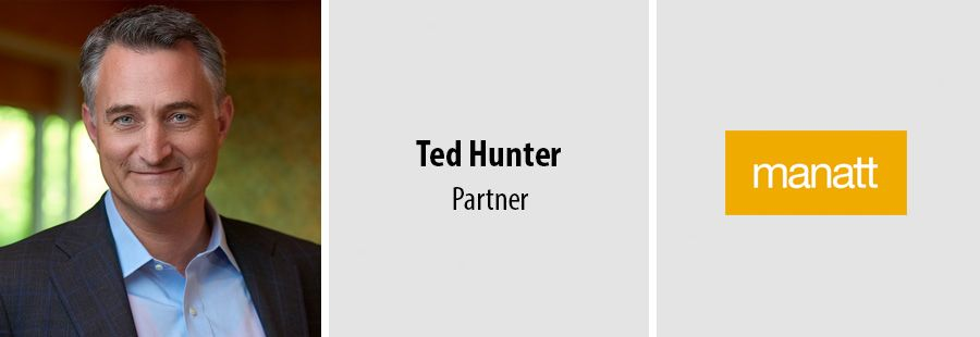 Manatt adds Ted Hunter as New York Real Estate Partner