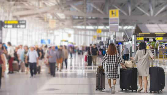 US leads ranking of world's top 20 busiest airports