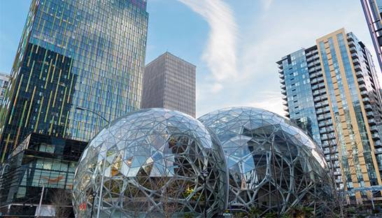 Consulting firms recruited as US cities battle for Amazon's HQ2