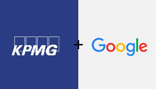 KPMG and Google join forces to bring Industry 4.0 solutions to clients