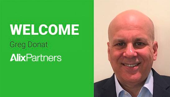 AlixPartners names Greg Donat new Global Head of Strategy and Business Development