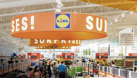 Lidl brand resonating with US consumers - and especially with millennials