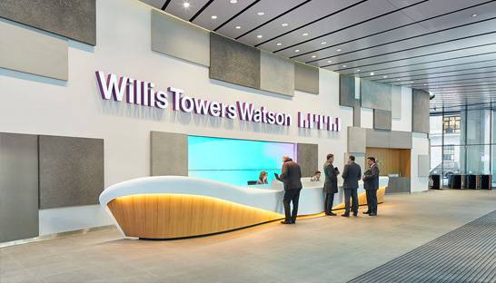 Willis Towers Watson in the mood for deals again