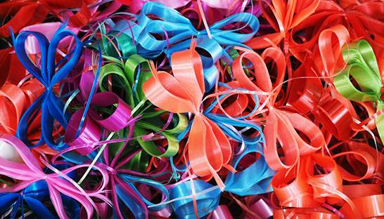 Chinese firms dumping plastic ribbons and bows at high margins in US