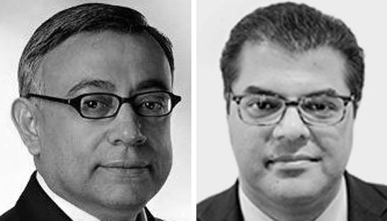 Raman Mandapaka and Muhammad Younis join Charles River Associates