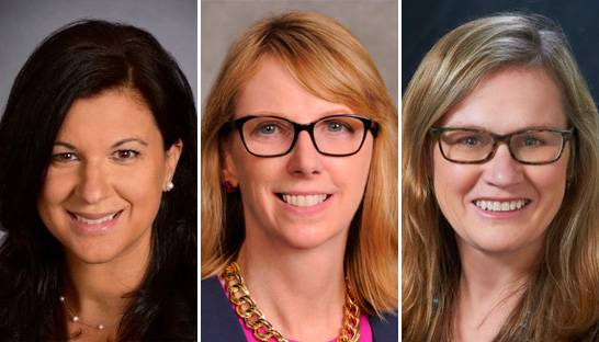 Three leaders rejoin Mercer's New York headquarters