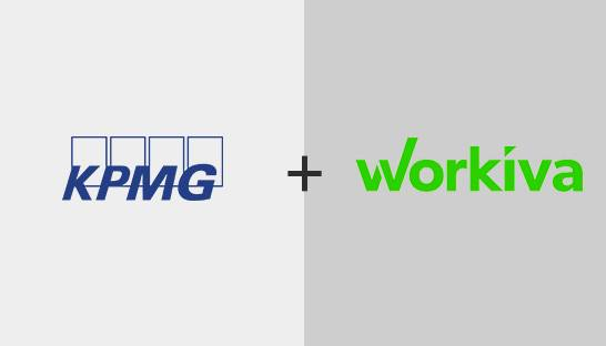 KPMG partners with Workiva to tackle regulatory and compliance process