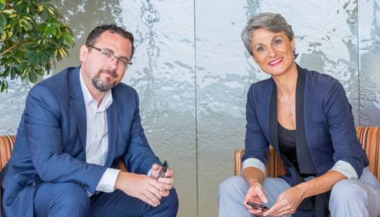 Yannick Schilly and Anne Cappel launch new business consultancy in Ohio