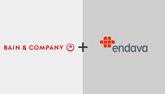 Bain & Company partners with IT services firm Endava