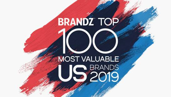 Apple tops BrandZ 100 Most Valuable US Brands list