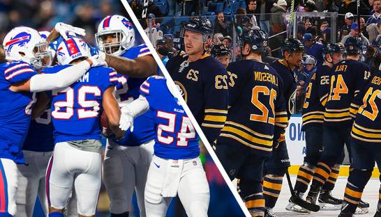Consultancy CAA ICON to study venue options for Buffalo Bills and Sabres