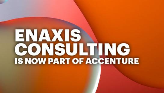 Accenture acquires digital transformation specialist Enaxis Consulting