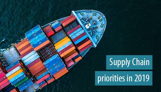 Maine Pointe's CEO Steve Bowen on supply chain priorities in 2019